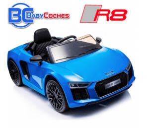 coche de juguete para niños Audi-R8
