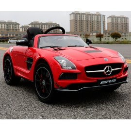Coches niños electricos Mercedes-Benz SLS