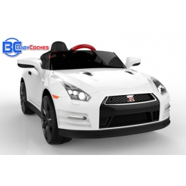 Nissan GTR R35 - coches electricos para niños