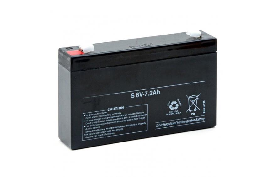 Batería 6v 7Ah AC