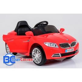 Coche eléctrico niños BMW KL FIRE