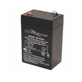 Batería 6v 4Ah AC