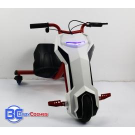 Triciclo Eléctrico Power Faster 360º