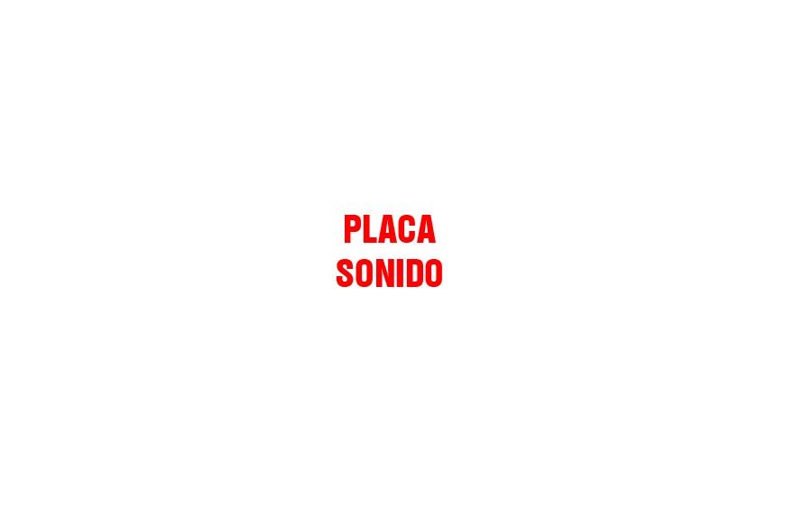 Placa de sonido