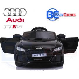 Coche para niños Audi TT RS