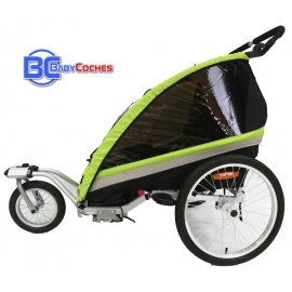 Remolques para bicicletas RBO TRAVEL