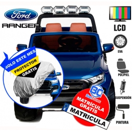 Ford Ranger Wildtrak 4x4