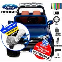 Coche eléctrico niño Ford Ranger Wildtrak