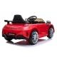Coche eléctrico para niños Mercedes GT-R con batería 12v y mando