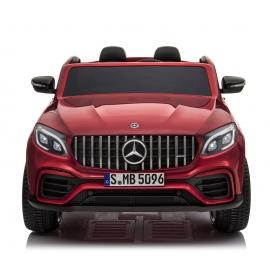 coches batería para niños Mercedes GLC 63S 4x4