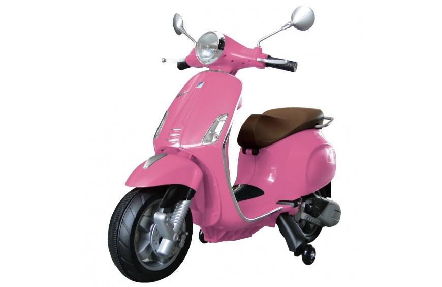 Moto electrica para niños Vespa Primavera