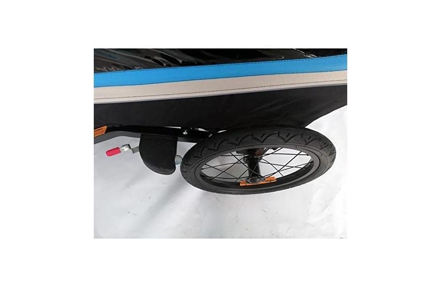 Remolque de bicicleta RBO ONE AZUL