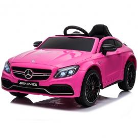 Coche eléctrico para niños Mercedes C63