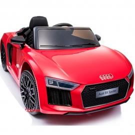 Coche eléctrico para niños Audi R8 Spyder