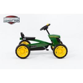 Kart con pedales BERG BUZZY JOHN DEERE