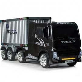 Camión eléctrico niños BC TRUCK NEGRO
