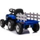 Tractor eléctrico para niños de 12v.