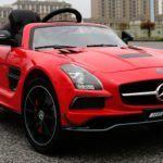 Por qué nuestro Mercedes-Benz SLS es el coche eléctrico Top Ventas