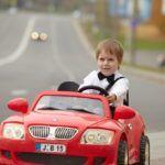 Marcas de coches eléctricos para niños