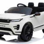 Coches eléctricos, coche de batería Range Rover Evoque para niños