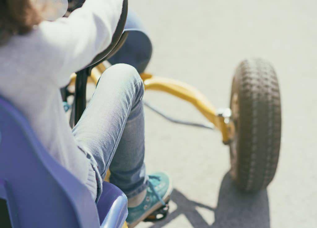 Coches a pedales, dale la bienvenida al 2021 con karts a pedales