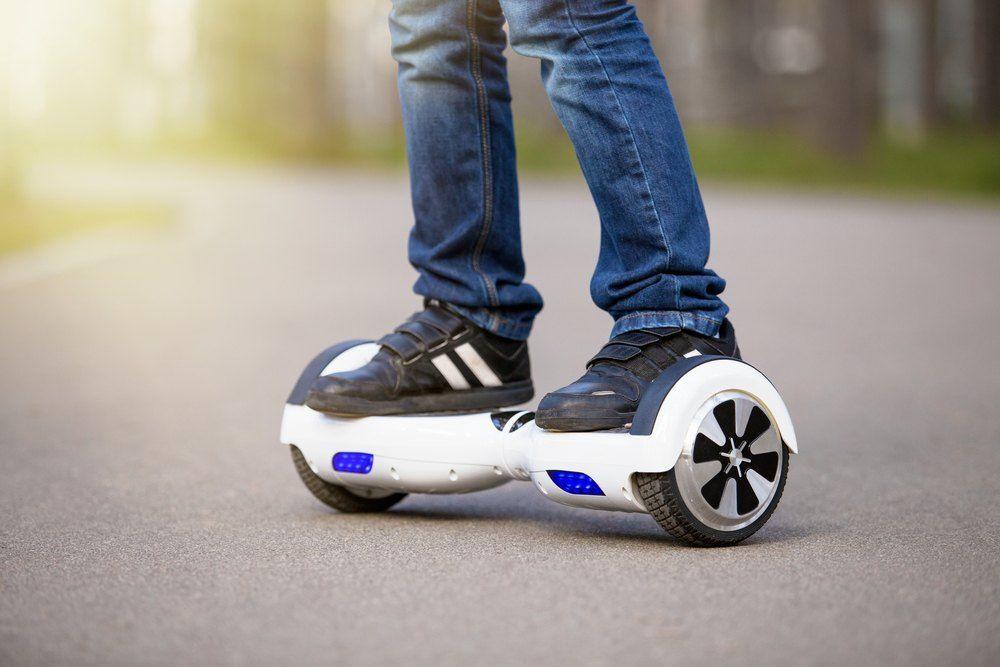 Hoverboard como medio de transporte, un 2021 más sostenible