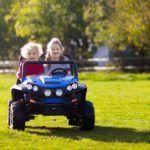 Coches de batería para niños, mantenimiento tren trasero y delantero