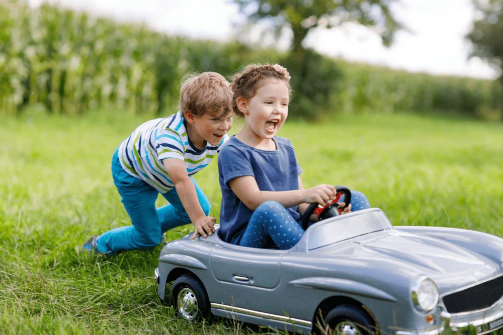 Los juguetes no tienen género y en BabyCoches te lo explicamos
