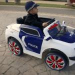 Los juguetes eléctricos para que tu pequeño sea el mejor policía!