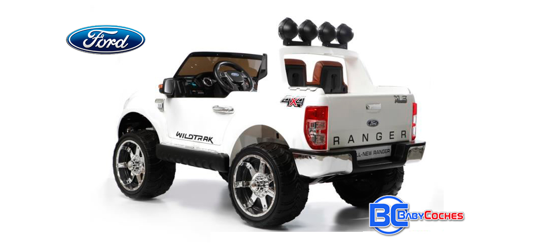 coche-de-bateria--ni%C3%B1os-ford-ranger
