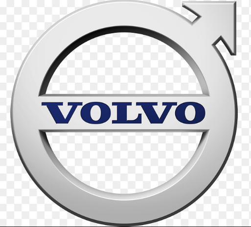 Coche eléctrico para niños Volvo